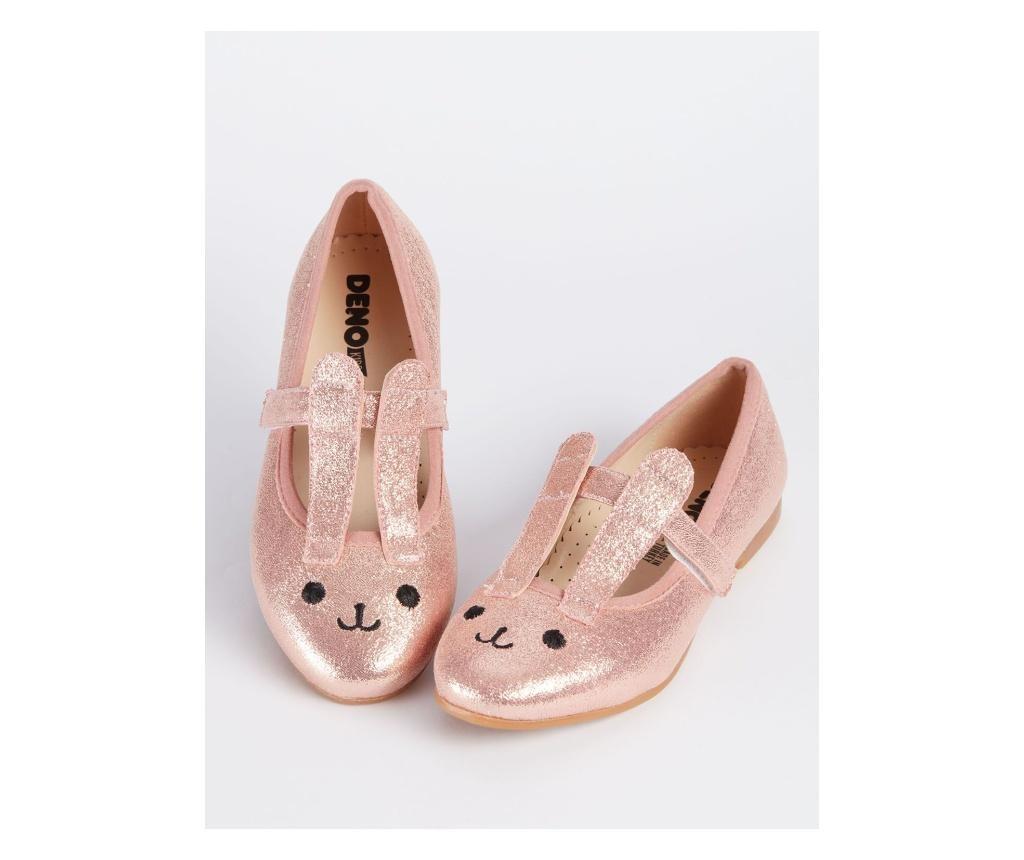 Balerini Bunny Pink Ballet 26