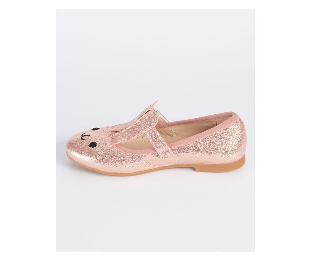 Balerini Bunny Pink Ballet 34