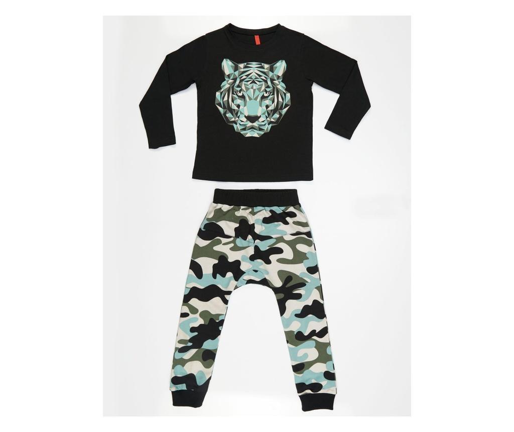 Set bluza si pantaloni Tiger 4 years